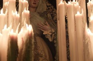 Detalle Virgen del Loreto