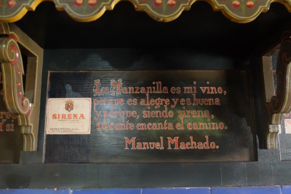Frase Manuel Machado