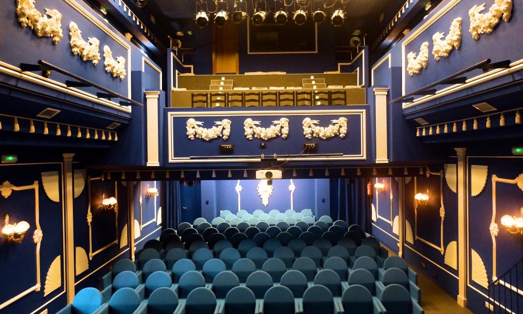 Teatro Fundación Cristina Heeren 1