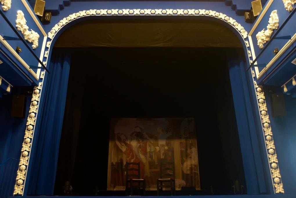 Teatro Fundación Critina Heeren
